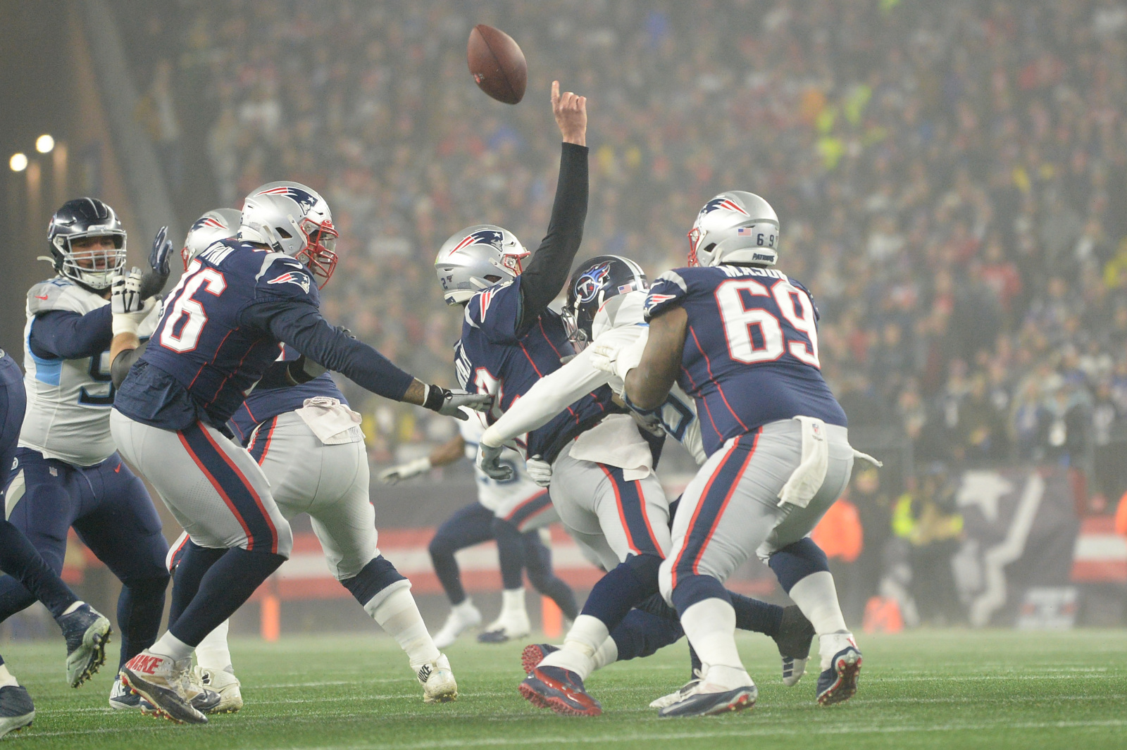 The AFC East will be up for grabs if Tom Brady leaves N.E.